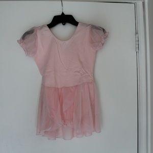 MDNMD Leotard Dance Ballet Pink AM000057